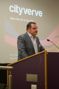 Nick Chrissos speaks about the impact IoT brings to the society